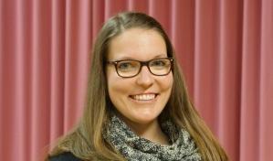 Céline Aufdermauer, Lehrperson Integrative Förderung MS 1