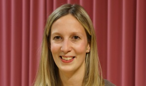 Anita Rüger, Klassenlehrperson MS 1