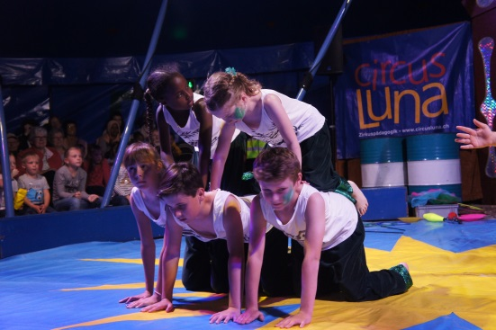 Zirkus Luna - Akrobatik