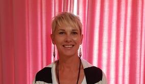Karin Stalder, Schulsekretärin