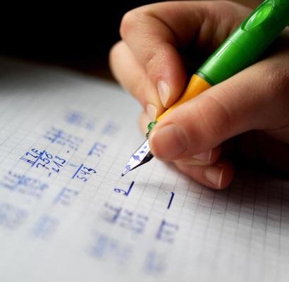 Hausaufgabenstunde