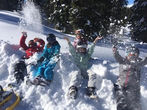 Skitag Hasliberg - Spasstag!