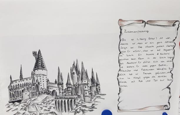 Buchbesprechung Harry Potter